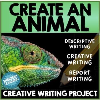 Create a Animal - descriptive, narrative and report writin