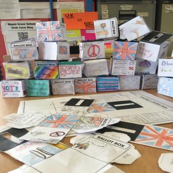 Create a Ballot Box - Voting and Parliament