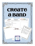 Create a Band Group Project