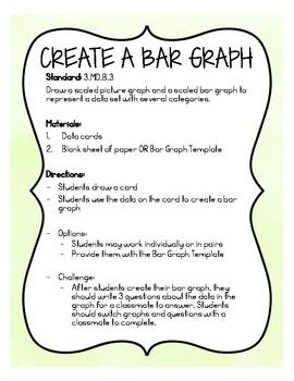 Create a Bar Graph