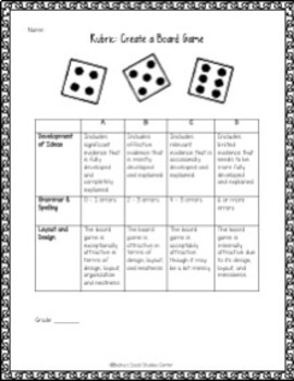 Create a Board Game of the Persian Wars - A Fun Project of Ancient Greece