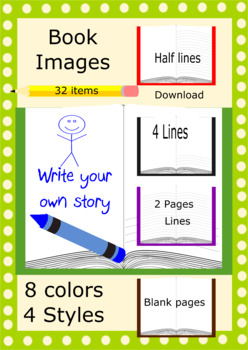 Write Your Own Story - Create a Book
