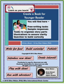 Create a Book for Younger Reader