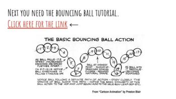 Create a Bouncing Ball Animation with Wick - Free Online - Chromebook Compatible