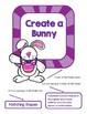 Create a Bunny File Folder Game