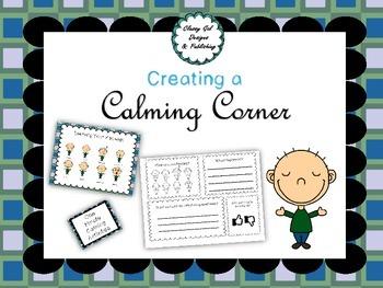 Create a Calming Corner: Behavior Management