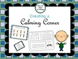 Create a Calming Corner: Behavior Management