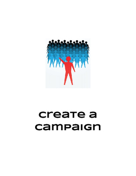 Create a Campaign PBL: Informative Texts and Persuasion