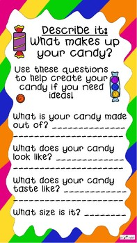 Create a Candy at the Speech Factory!