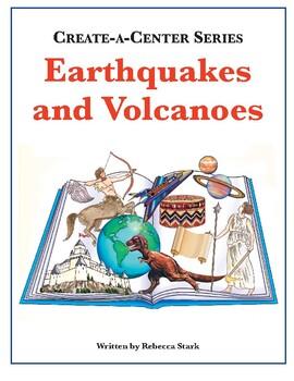 Create-a-Center: Earthquakes & Volcanoes