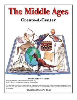 Create-a-Center: The Middle Ages
