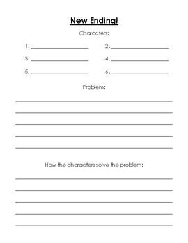 Create a Character - Add an Ending