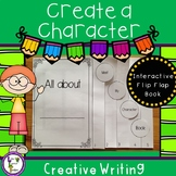 Create a Character Flip Flap Book