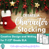 Create a Character Stocking {A Creative Design and Writing