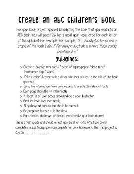 Create a Children's Book