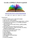 Create a Children's Book in Spanish