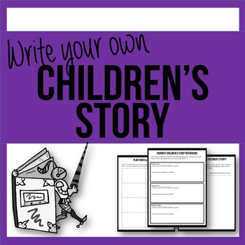 Create a Children's Story Project