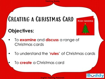 Creating a Christmas Card Powerpoint