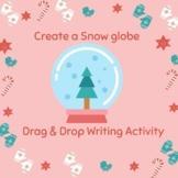 Create a Christmas Snow Globe & Story