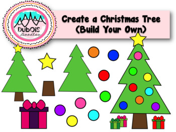 Create a Christmas Tree (Build Your Own)