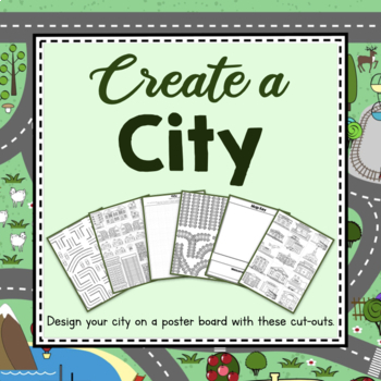 Create a City- Project Based Learning