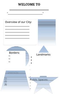 Create-a-City Tourist Flyer