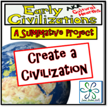 Create a Civilization Project- alternative summative assessment
