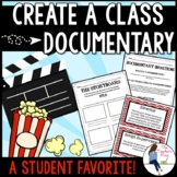 Create a Class Documentary Project