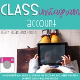 Class Instagram