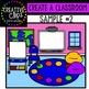 Create a Classroom {Creative Clips Digital Clipart}
