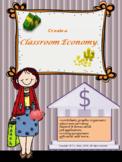 Create a Classroom Economy