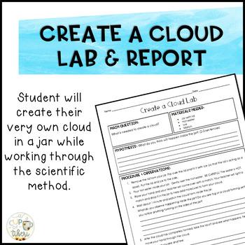 Create a Cloud Lab & Report