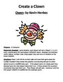 Create a Clown Owen by Kevin Henkes