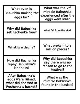 Create a Clown Rechenka's Eggs by Patricia Polacco