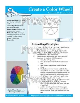 Create a Color Wheel