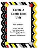 Create a Comic Book Unit