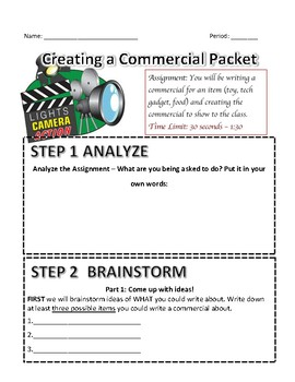 Create a Commercial Super Pack!