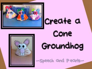 Create a Cone Groundhog FREE