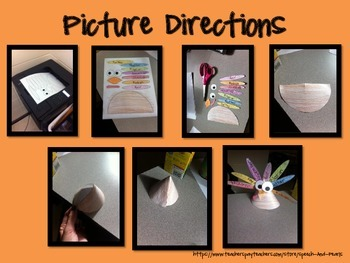 Create a Cone Turkey