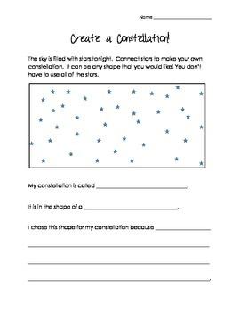 Create a Constellation