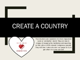 Gifted and Talented-Create a Country