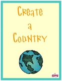 Create a Country - Physical Map