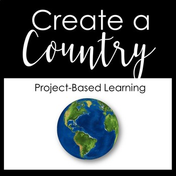 Create a Country Project - Design a Utopia