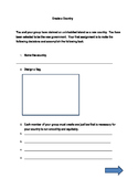 Create a Country - Worksheet Handout