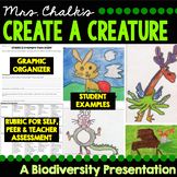 Biodiversity and Animal Adaptations - Create a Creature