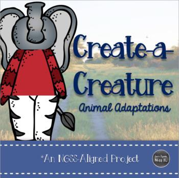 Animal Adaptations Project