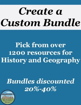 Create a Custom Bundle