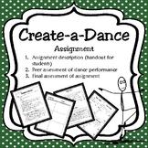 Create a Dance Project