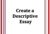 Create a Descriptive Essay (Middle School)