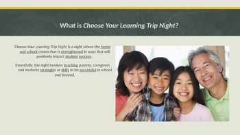 Create a Differentiated Learning Night for Families-Great for Supporting CCSS